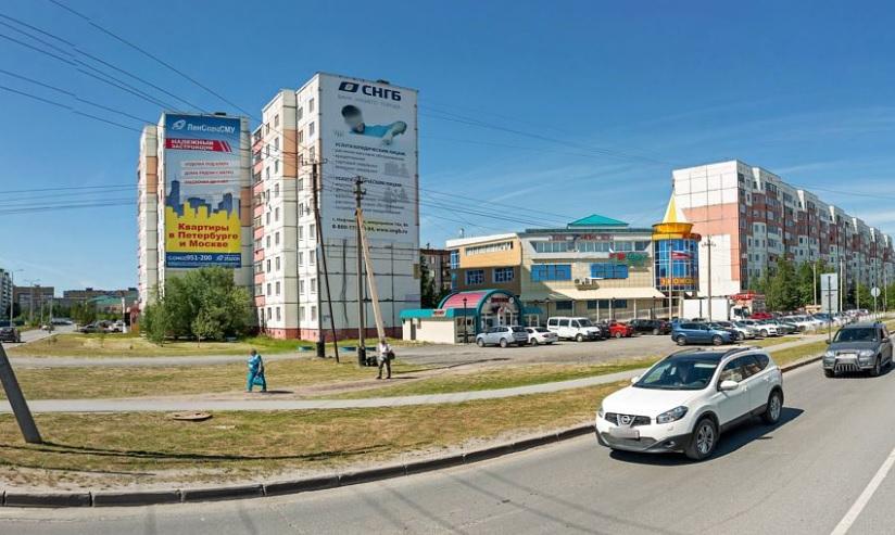 Размещение брандмауэров в городе Нефтеюганск