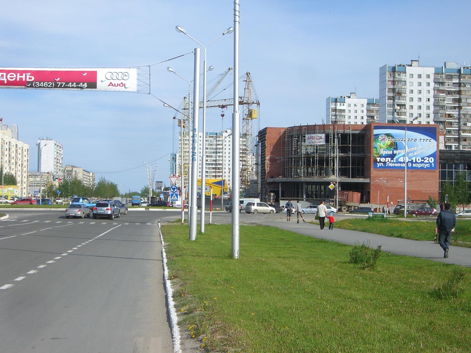 Размещение брандмауэров в городе Нижневартовск